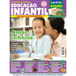 Revista Guia Prático do Professor Educação Infantil
