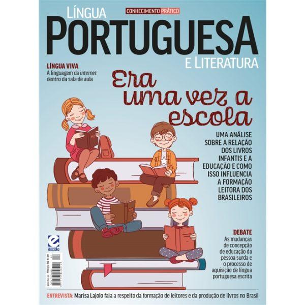 Língua Portuguesa e Literatura Ed. 82